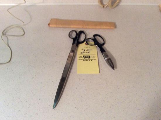 Wiss Scissors & Clauss shears
