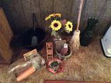 Coal hod - vases - decorators