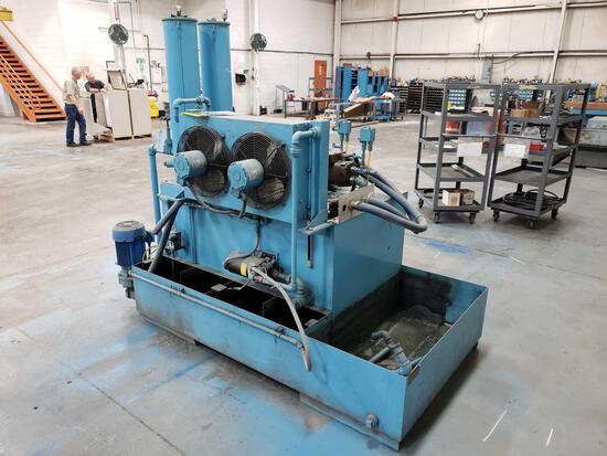 TechniDrill Coolant-Filtration System