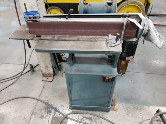Enco Big Boy - 80 Horizontal/Vertical Sanding Machine