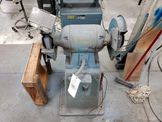 Industrial Double Shaft Grinder