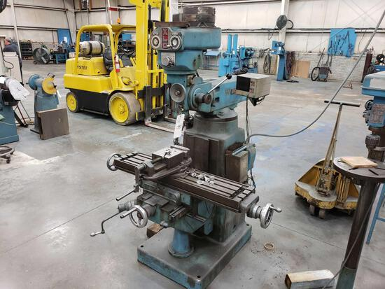 Ex-Cell-O Milling Machine
