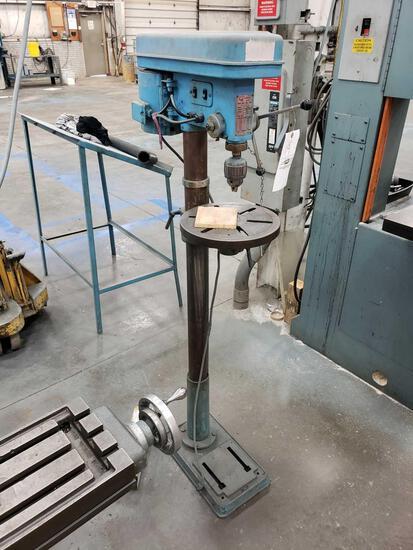 Cummins Mack 16 Speed Drill Press, 1 HP