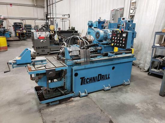 TechniDrill - Large Complete Drilling Machine