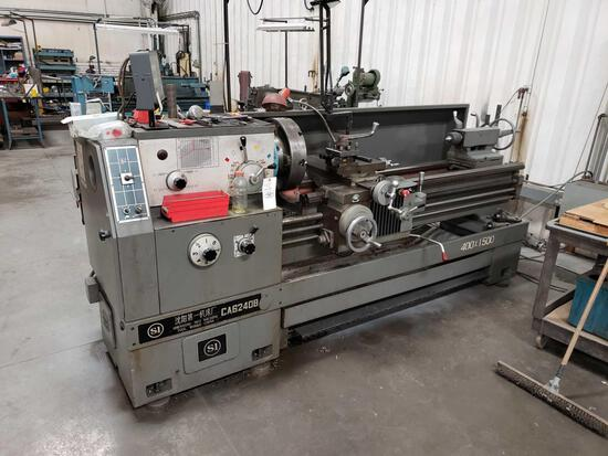 S1 Shenyang No.1 Machine Lathe - CA62408