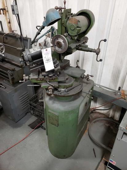 Pratt & Whitney Milling Machine with Universal Gundrill Model LF