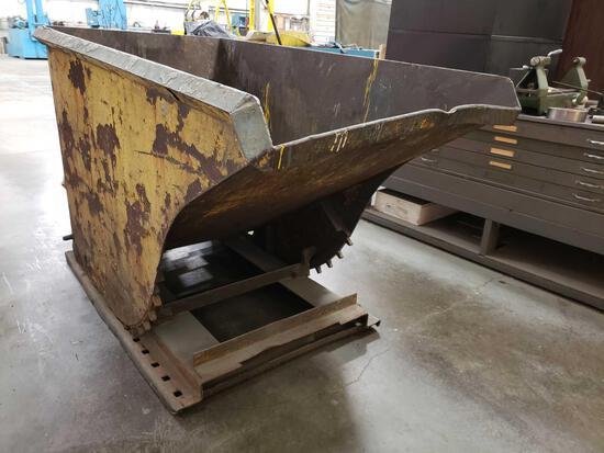 Forklift Hopper