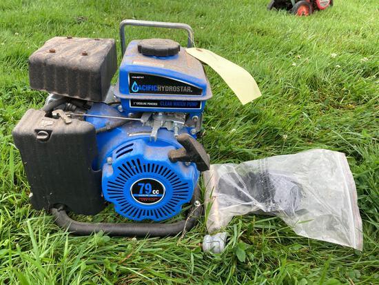 Pacific Hydrostar 79 CC trash pump