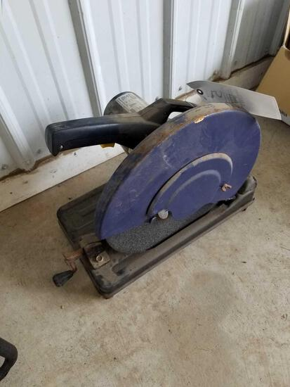 Power craft chop saw