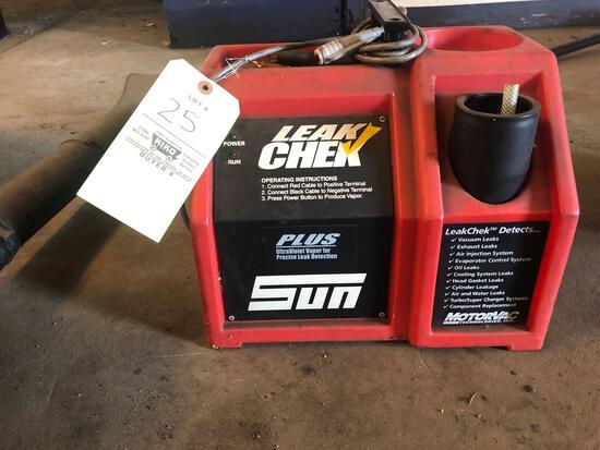 Sun Leak Chek