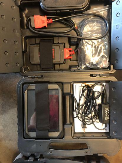 Autel tester and accessories