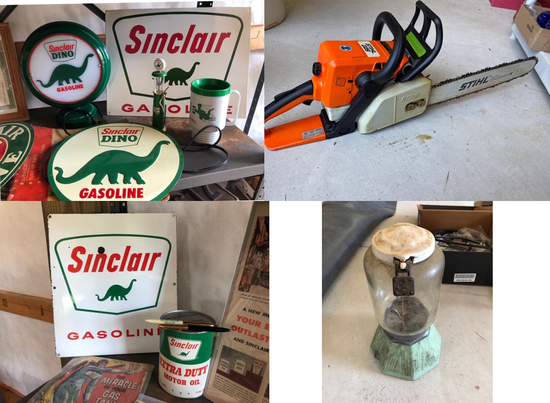 Sinclair Auction - 16105 - George Kiko
