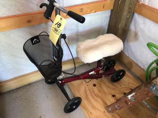 Roscoe knee scooter