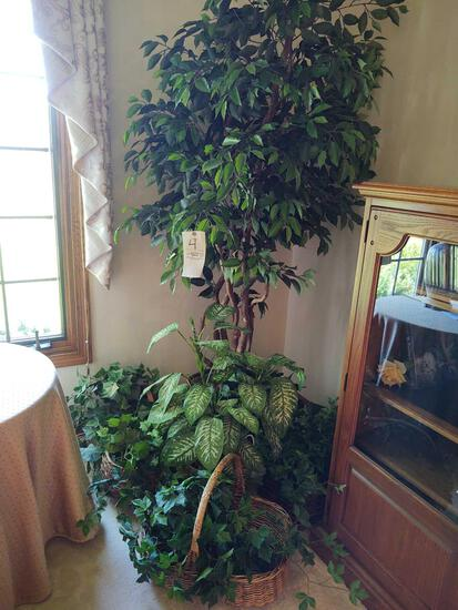 Artificial Trees and Plants