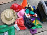 Hats - Helmets - Costumes
