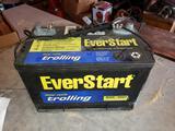 EverStart Deep Cycle Trolling Battery