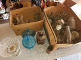 Vintage Glass, Jars and Bottles