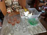 Collectible Glassware, Decor, Dishes