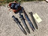 Army Knives/Bayonette - Tasco Deluxe Binoculars