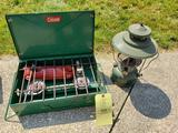 Coleman Camp Stove and Lantern