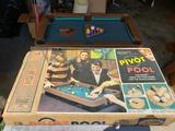 Pivot Pool Game with Box