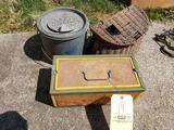 Bait Buckets - Fishing Basket