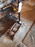 2-Ton Hydraulic Floor Jack