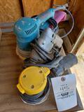 Power Tools - Sander, Buffer, Drill, Saw