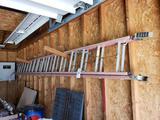 32 ft. Fiberglass Extension Ladder