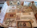 Foreign Currency - Paper Money - Bank Notes - Tourist Dollars