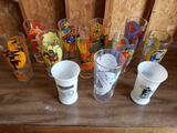 Pepsi Super Series Cups - Pepsi Casper Cup - Hopalong Cassidy Cups