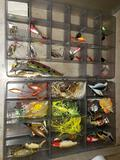 Two Boxes of Fishing Lures