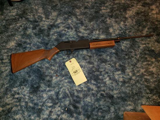 Pumpmaster 760 BB Gun