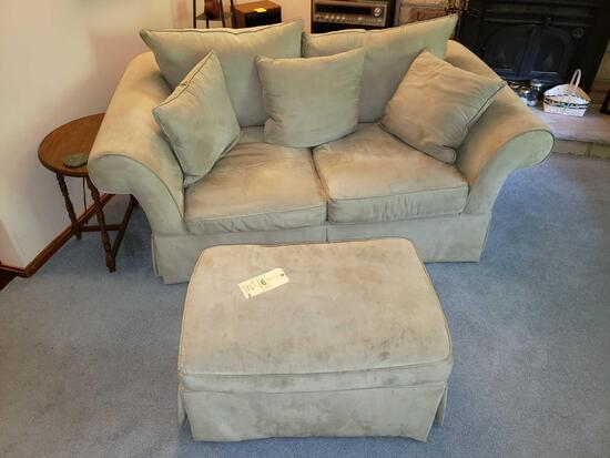 3-Pc. Cusioned and Upholstered Set