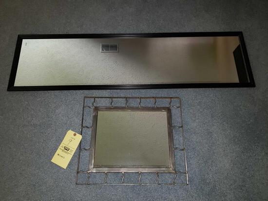 2 Mirrors