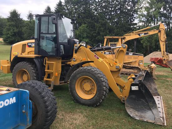 2015 CAT 910K Wheel Loader