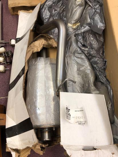Magnaflow 15277 exhaust kit Chevy Silverado