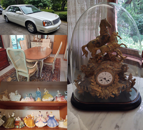 Online Only Auction - 16176 - Ashley Ritchey