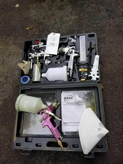 Dapx model SGK10 spray gun kit