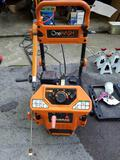 Generac OneWash gas pressure washer, 3000psi