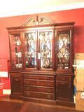Stanley Furniture 2-pc. China cupboard