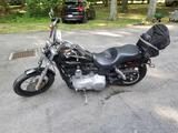 2009 Harley Davidson Dyna Street Bob with auto tune, upgraded air filter, 12,100 miles
