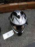 Riding helmet size medium
