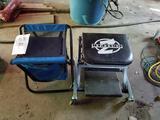 CreeperZ stool, camping stool
