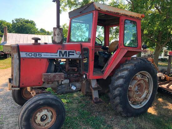 MF 1085 A4-318 Perkins diesel