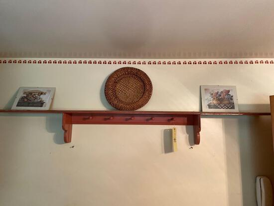 Shelf and Pictures