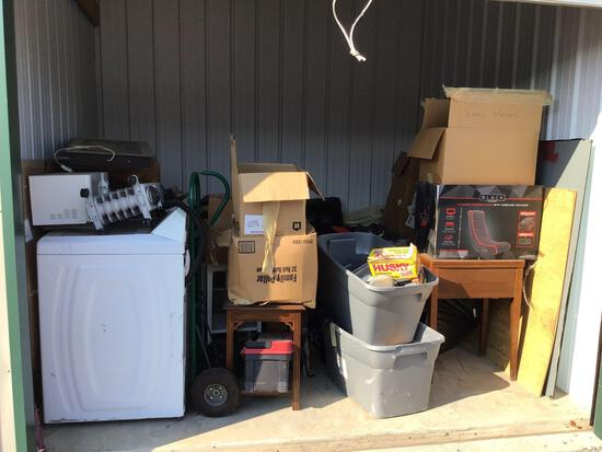 Contents of storage unit G31 10'x10'