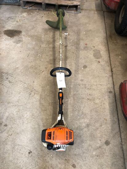 Stihl FS91R straight shaft weed whacker