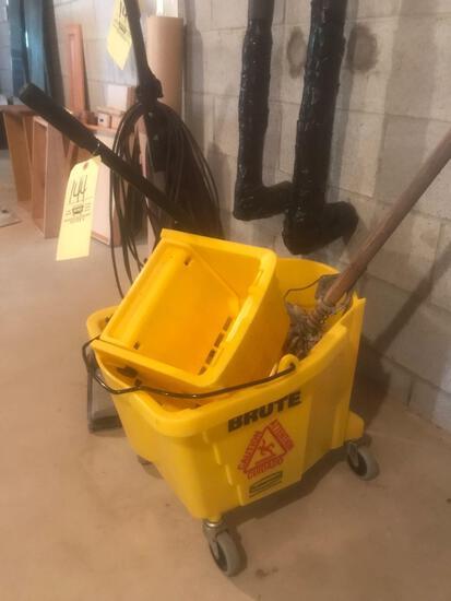 Mop bucket, Kirby Micron Magic Vacuum