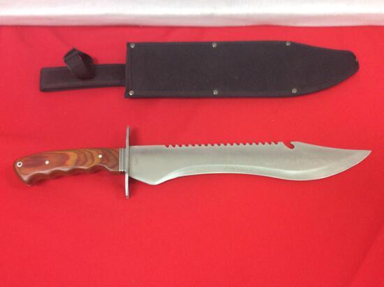 Tomahawk Knife